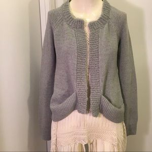 Anthropologie HWR Cardigan Size S